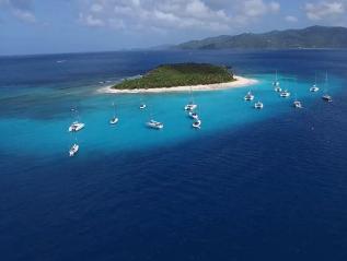 Yacht Week BVI2015