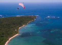 Brendon Canopy Gliding