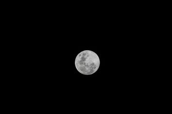 Panamanian Moon